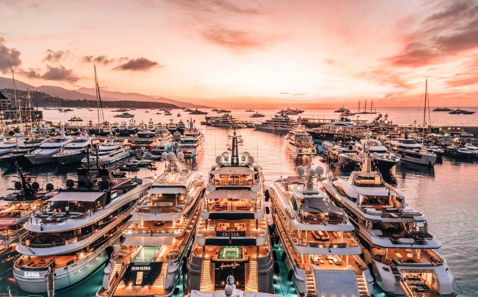 The Monaco Yacht Show 2021